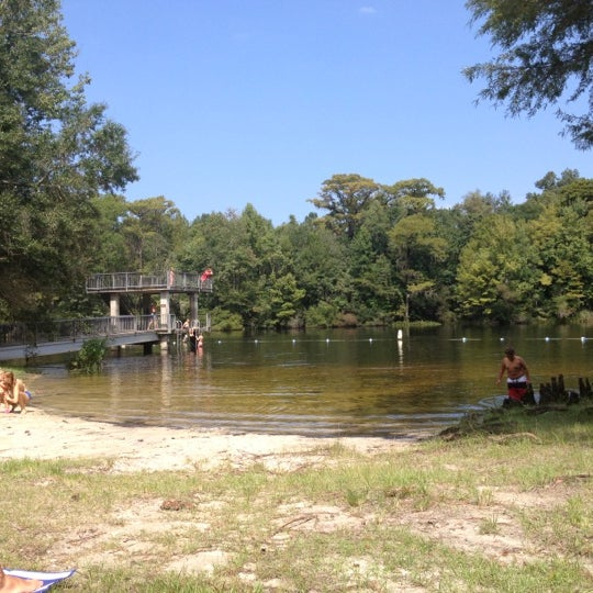 wakulla springs muslim Came to fish at what used to be a deserted area low and behold there was a party going on went elsewhere  .