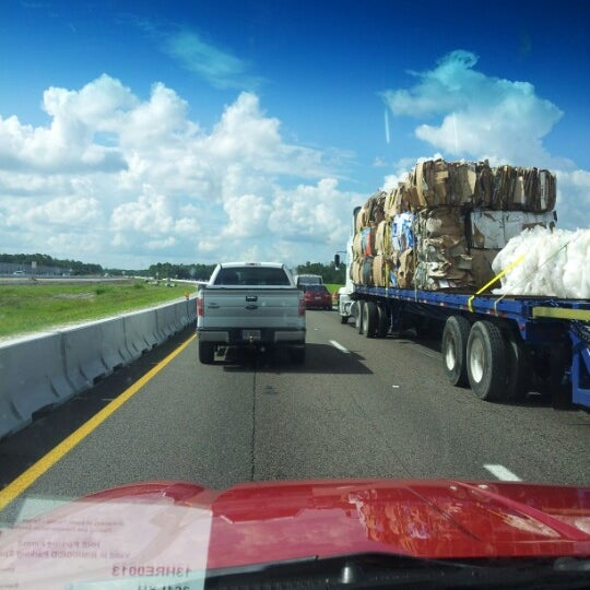 Photo taken at I-75 by Kevin M. on 9/7/2012