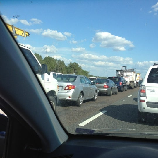 Photo taken at I-75 by Kristan on 5/4/2012