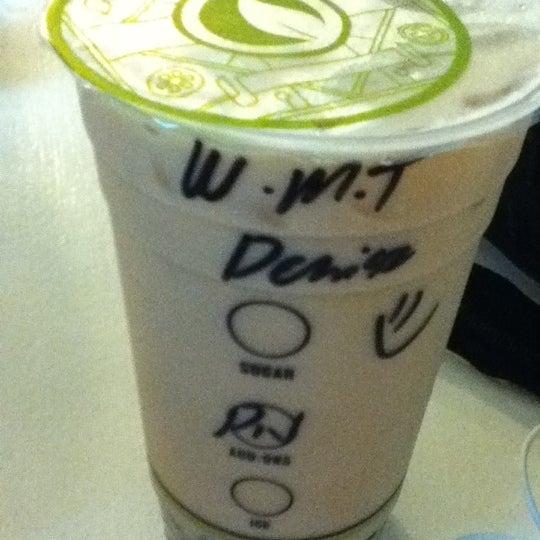 Photo taken at Moonleaf Tea Shop by Denisse H. on 8/4/2012