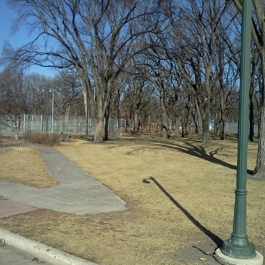 Photo taken at Island Park by Megan D. on 3/16/2012