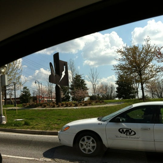 """Photo taken at """"Homage to King"""" Sculpture by Ed A. on 3/15/2012"""