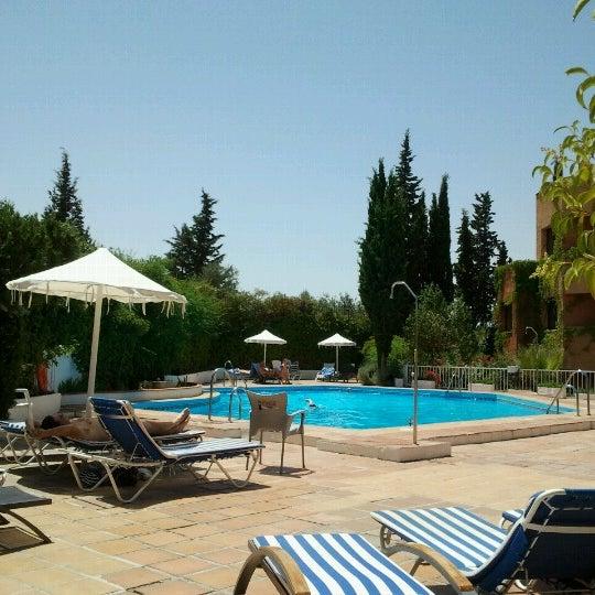 Photo taken at Hotel Alixares by Hans V. on 7/9/2012