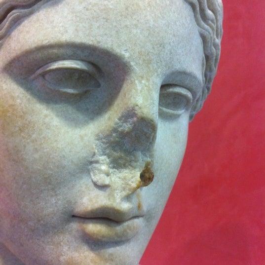 Photo taken at Musée de l'Arles antique by Isabelle N. on 4/7/2012