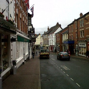 Photo taken at Ross-on-Wye by James M. on 8/29/2012