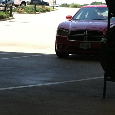 Photo Taken At Brenham Chrysler Jeep Dodge By Aaron D. On 8/7/