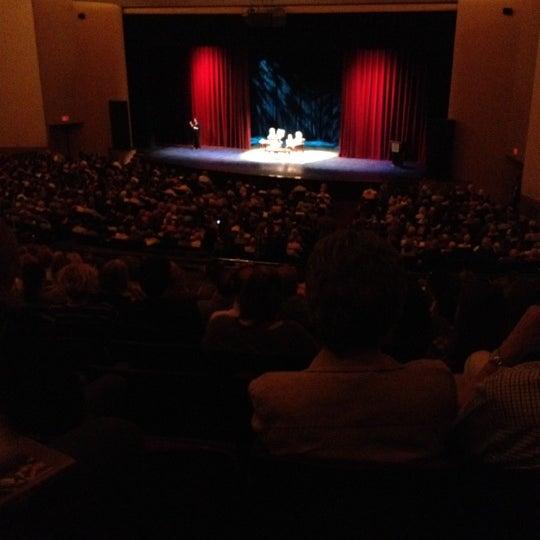 Photo taken at Lisner Auditorium by Kenya f. on 5/17/2012