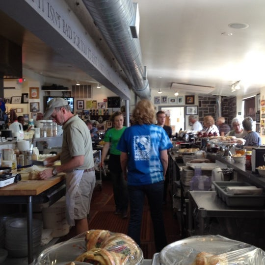 Photo taken at Fred's Breakfast by Helen D. on 4/17/2012