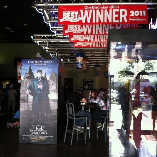 Virginia Beach Cinema Cafe Kempsville