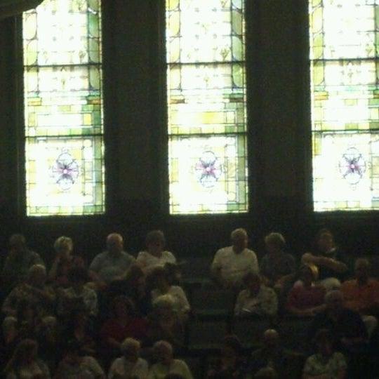 Photo taken at Hochstein School of Music & Dance by Elana V. on 6/8/2012