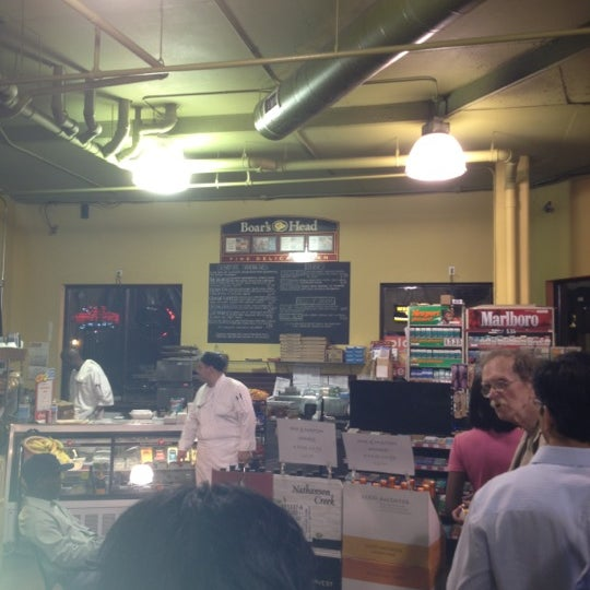 Photo taken at Intown Market by Jivorsky V. on 5/3/2012