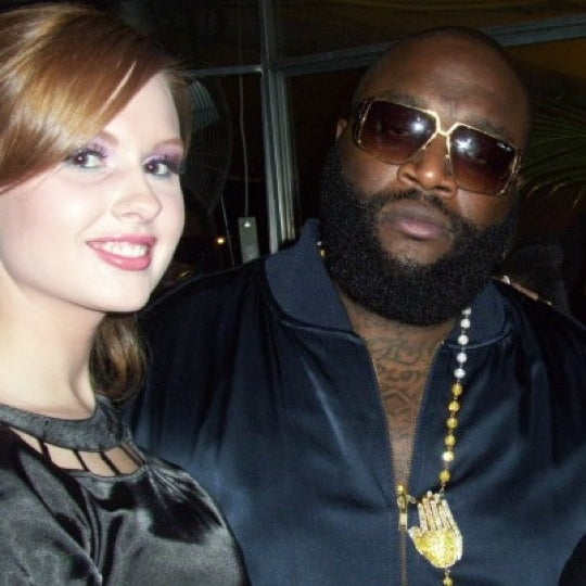 Be Ready For Anything. Had a fun time hanging with Rick Ross