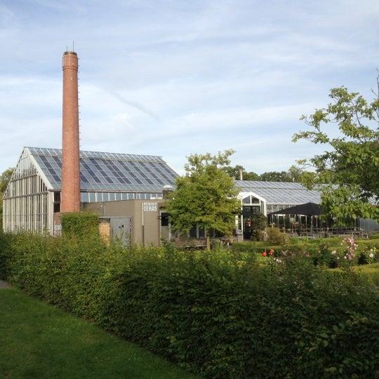 Photo taken at De Kas by Joost D. on 9/6/2012