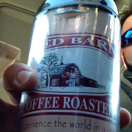 Foto tirada no(a) Red Barn Coffee At Angel's Cafe por Tonyhopedale em 2/27/2012