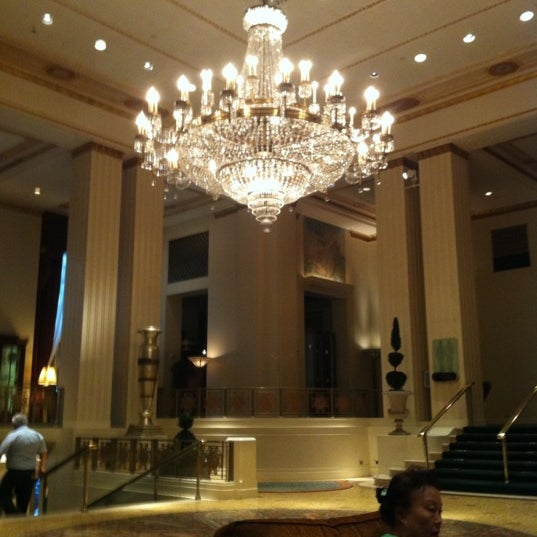 Photo taken at Waldorf Astoria New York by Karsten K. on 6/3/2012