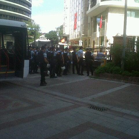 Foto scattata a Boğaziçi Elektrik Genel Müdürlüğü (Bedaş) da HaRuN il 8/31/2012
