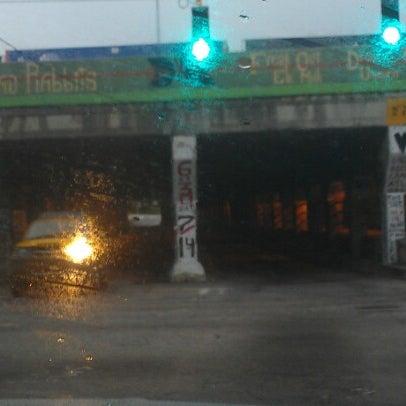 Photo taken at Krog Street Tunnel by Pink Sugar Atlanta N. on 7/13/2012