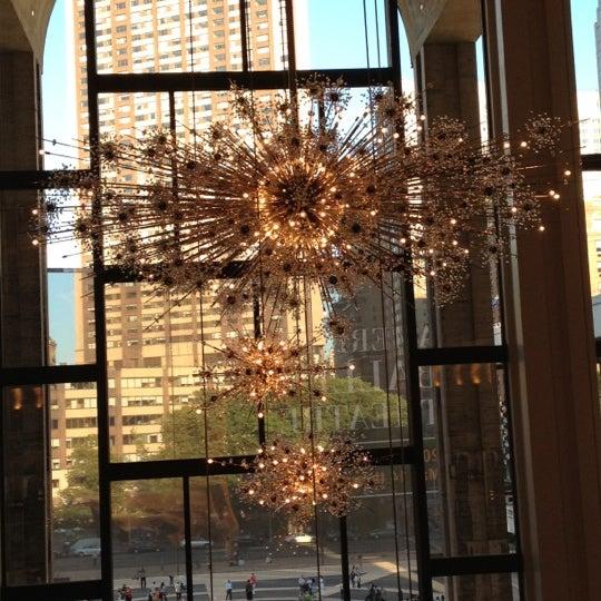 Photo taken at New York City Ballet by Terri N. on 6/28/2012