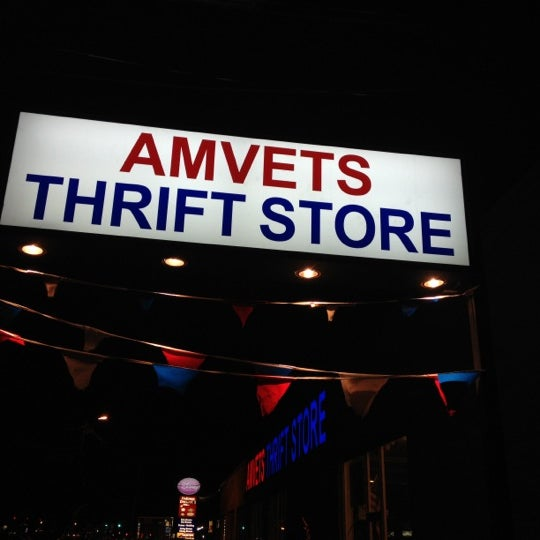 Amvets thrift store copiague ny for Best consignment stores nyc