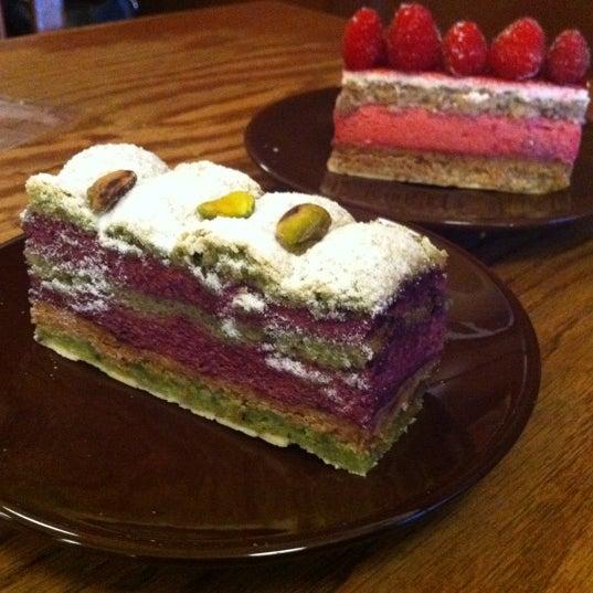 Photo taken at Bakery Nouveau by Karen S. on 6/30/2012