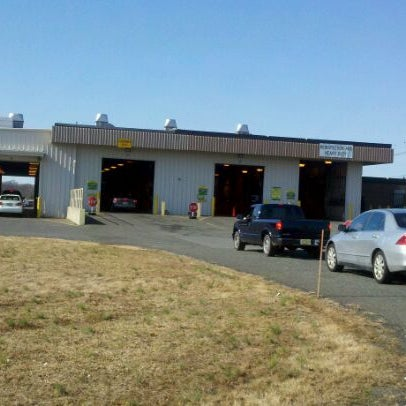 Edison motor vehicle inspection station for Motor vehicle inspection station
