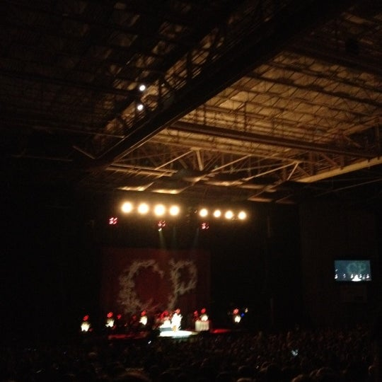 Photo taken at Xfinity Center by Bode W. on 9/7/2012