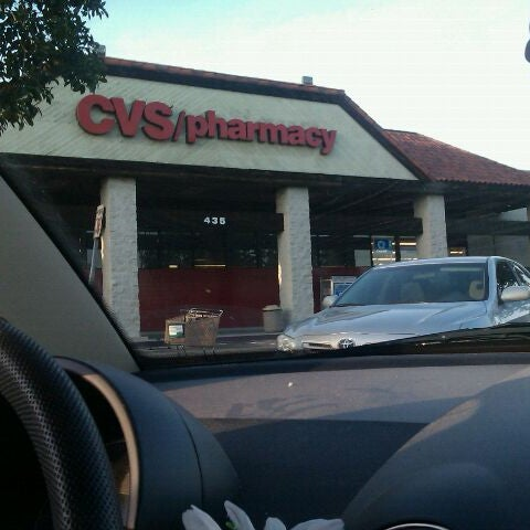 cvs pharmacy 435 arrow hwy