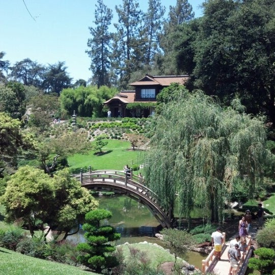 The Huntington Library, Art Collections, and Botanical Gardens - Museum