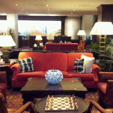 Photo taken at The Worthington Renaissance Fort Worth Hotel by johnnyjupiter on 3/7/2012