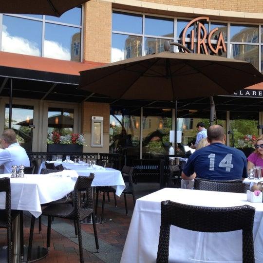Happy Hour Places In Arlington Va: CIRCA At Clarendon