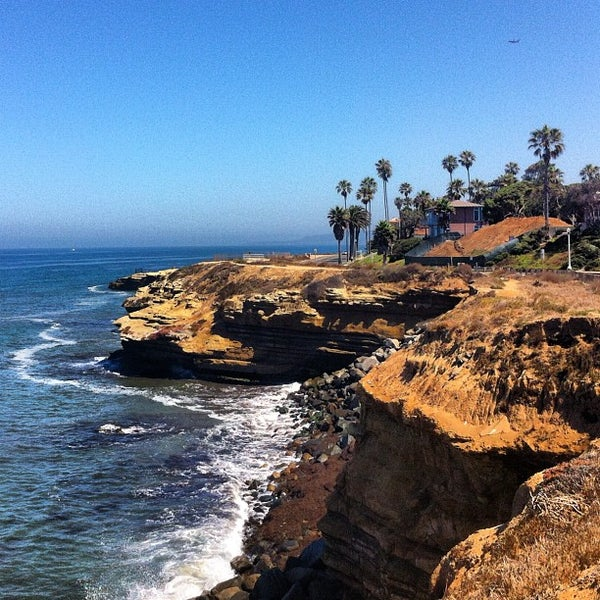 Foto tirada no(a) Sunset Cliffs Natural Park por david b. em 7/19/2012
