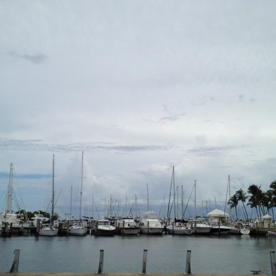 Photo taken at Scotty's Landing by William V. on 6/2/2012