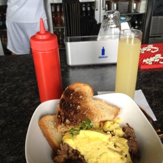 Photo taken at Lush Food Bar by Ben P. on 3/18/2012