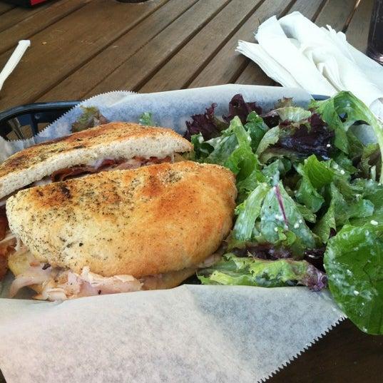 Photo taken at Liza's Kitchen by Anastasia G. on 3/26/2012