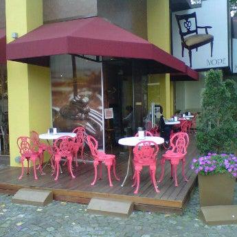 Photo taken at Suca Chocolate Lounge & Coffee by Yamu on 5/9/2012