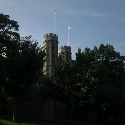 Photo taken at Washington University by jason r. on 8/1/2012