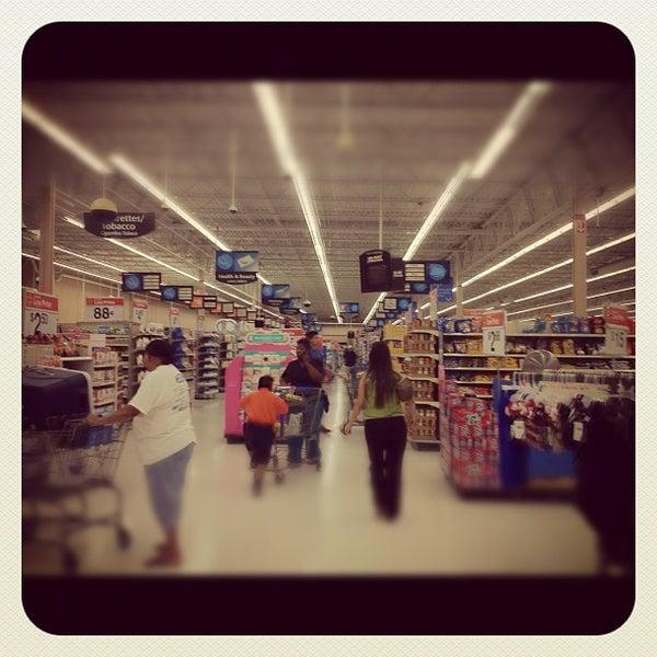 Photo taken at Walmart by Rashida J. on 5/9/2012