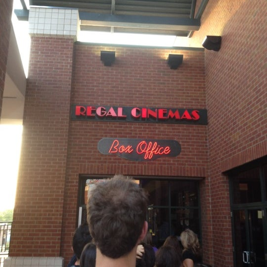 Photo taken at Regal Cinemas Green Hills 16 by Trey P. on 6/30/2012