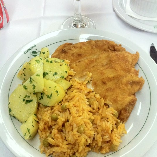 Foto tirada no(a) Restaurante Planeta's por dav0 em 3/4/2012