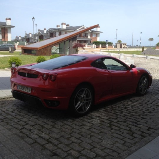 5/16/2012 tarihinde Luis V.ziyaretçi tarafından Hotel Spa Zen Balagares'de çekilen fotoğraf