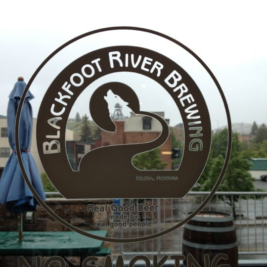 Photo taken at Blackfoot River Brewing Company by Eric L. on 5/27/2012