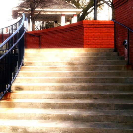 Photo taken at Columbus Historic District by Antonio A. on 3/3/2012