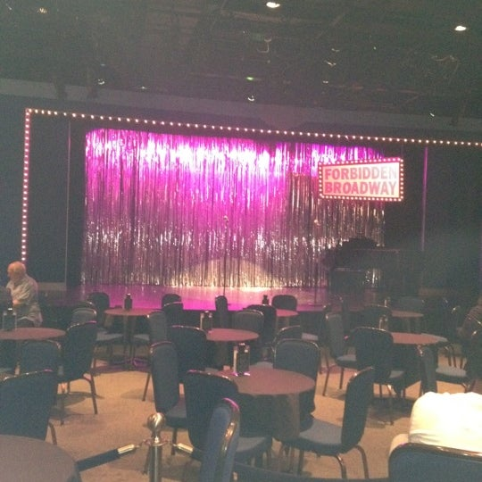 Photo taken at The Cosmopolitan Cabaret by Ruth A. on 4/22/2012
