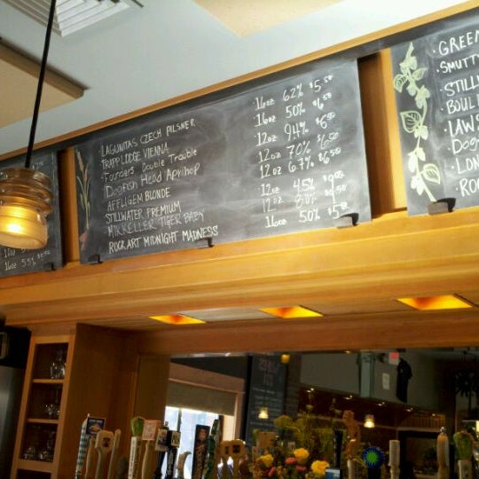 Photo taken at The Farmhouse Tap & Grill by Matthew P. on 4/2/2012