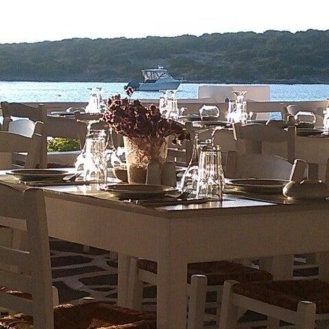 Photo taken at Siparos by Natasa V. on 7/14/2012