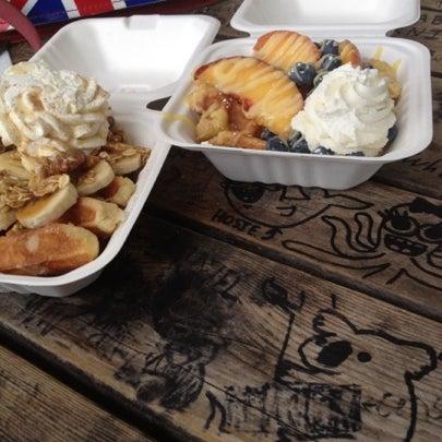 Foto tirada no(a) The Waffle Window por Lu C. em 8/28/2012
