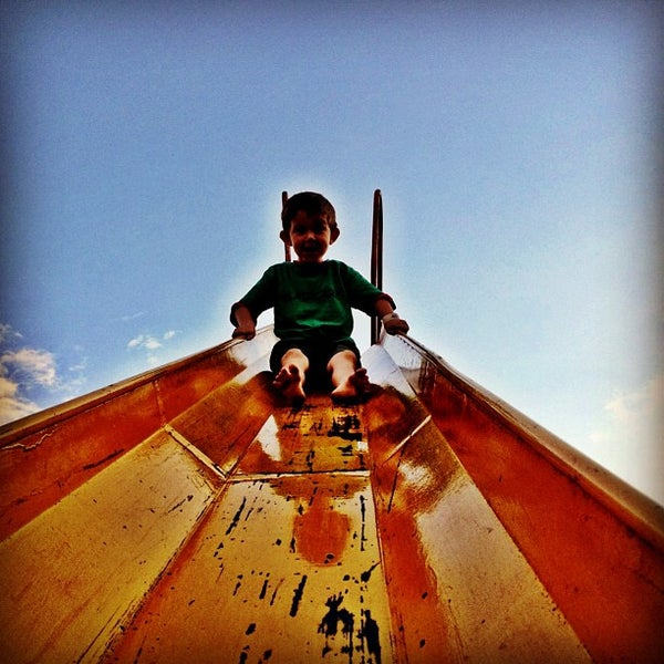 Photo taken at Simba Playground @ Delta Park by Brennan B. on 5/9/2012