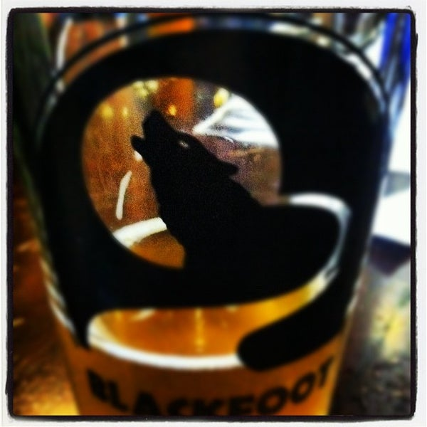 Photo taken at Blackfoot River Brewing Company by Shawn N. on 3/24/2012