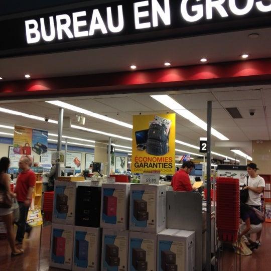 bureau en gros montrealの紙 事務用品店
