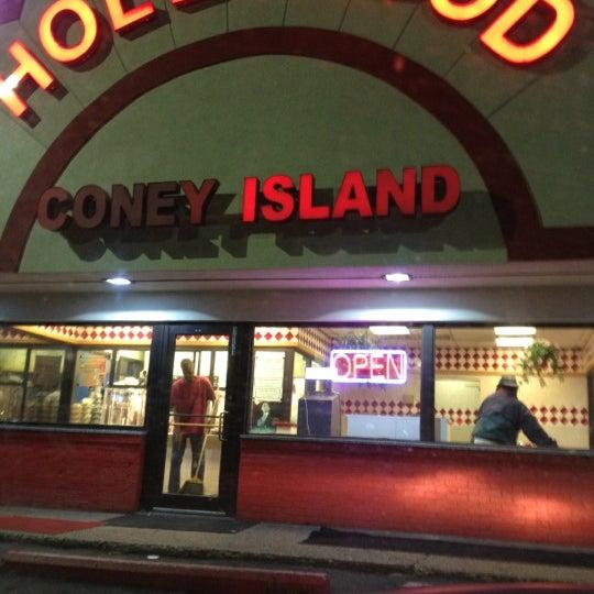 Hollywood Coney Island Restaurant Detroit Mi